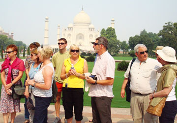 tour group